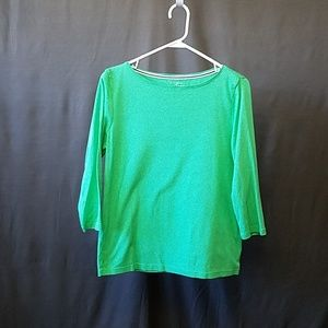 3 for $12- Talbots Large Petites top LP